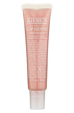 Yummy lip gloss