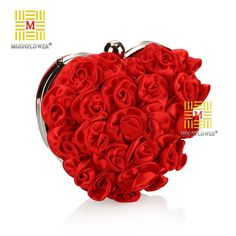 $18.73 (Buy here: https://alitems.com/g/1e8d114494ebda23ff8b16525dc3e8/?i=5&ulp=https%3A%2F%2Fwww.aliexpress.com%2Fitem%2FElegant-ladies-hand-bags-fashion-bag-heart-roses-evening-bag-for-party-clutch-female-2color-designer%2F32349742512.html ) Elegant ladies hand bags fashion bag heart roses evening bag for party clutch female 2color designer women purse bolsas feminina for just $18.73