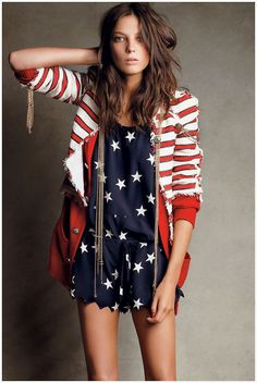 4th of July inspo