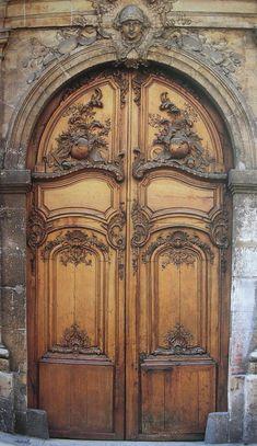 french door...love love love