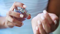 vaselina antes de perfume