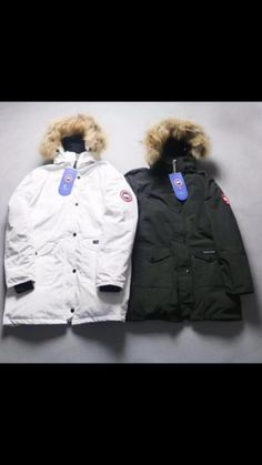 Coats For Women, Canada Goose Jackets, Winter Jackets, Fashion, Girls Coats, Winter Coats, Moda, Winter Vest Outfits