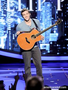 PHILLIP PHILLIPS - Love his singing on American Idol!