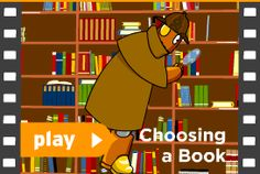 School Is a Happy Place: The Daily Five: The First Days of Picking Books