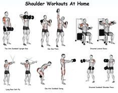 List of Best Known And Professional Recommended Shoulder Workouts For Mass