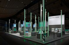 Exhibition Design with 2×1 for Pepperl+Fuchs