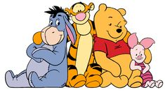 Winnie the Pooh and Friends Clip Art Images 11 | Disney Clip Art Galore