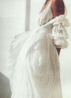 enchanted white dress