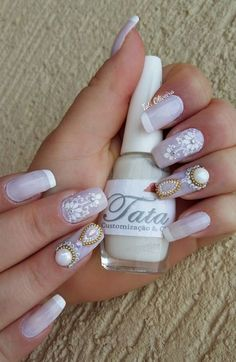 Grannie thumb nails