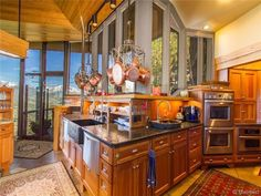 Check out the home I found in Estes Park Colorado Homes, Mountain Homes, Estes Park, My House, Building A House, Home And Family, Real Estate, Kitchen, Home Decor