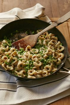 Brown Butter Tortellini by Giada De Laurentiis