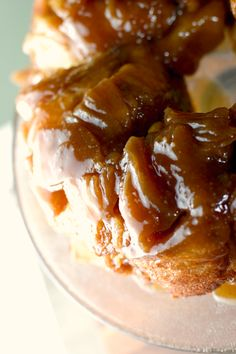 Monkey Bread meets mounds of fresh caramel in this incredible remix of a favorite recipe.