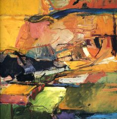 "atmospheric-minimalism: "" Richard Diebenkorn """