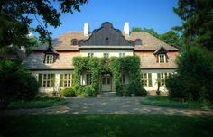 Manor in Koszuty by Grzegorz Kerber on 500px