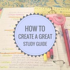 How to create a great study guide college mom, college notes, college classes, College Mom, College Notes, College Classes, School Notes, College Hacks, School Hacks, College Students, School Study Tips, School Tips