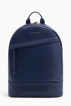 For an ultra-cool look, opt for a piece that's slim and minimal.Want Les Essentiels Piper Backpack, $895, available at Want Les Essentiels.  #refinery29 http://www.refinery29.com/hiking-backpacks#slide-1