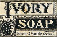 Procter & Gamble / Ivory Soap