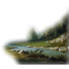 wikiPD-J_H_J_Auf_Mont-Blanc-Massiv-Ed1 - CSI for Poly ❤ liked on Polyvore