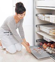 03 かしこい収納 | 特長・コンセプト | システムキッチン Living Station (リビングステーション) | システムキッチン・キッチン関連商品 | Panasonic