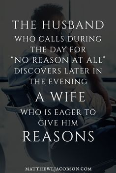 Show your Wife that you care!