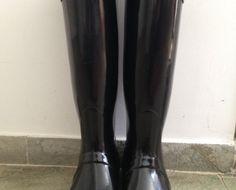 gloss black tall