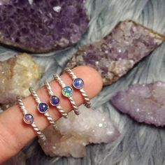Australian Opal, Hippie Bohemian, Barefoot, Sterling Silver Rings, Beaded Bracelets, Vegan, Jewelry, Jewlery, Sterling Silver Thumb Rings