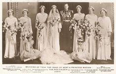 Wedding Duke and Duchessof Kent