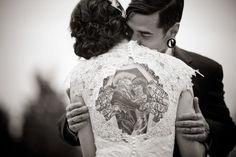 [INDY TATTOO]  36 Fotos de tatuados se casando