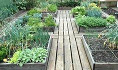 comment faire un jardin sur lev facilement jardin pinterest gardens and permaculture. Black Bedroom Furniture Sets. Home Design Ideas