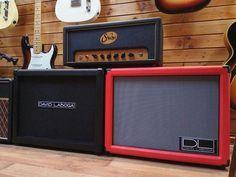 Reposting @davidlaboga: Black one is DL112 Standard / V30 Red one is DL112 PRO / Creamback 65 Both cabs sounds great, don't know what to choose - i think i go for both! @davidlaboga #handmade #guitar #musician #guitarist #blues #musicians #rockmusic #guitarra #guitarporn @SuhrCustom @celestionUK #speaker #custom #tubeamp  #bluesguitarists #instadaily #instagramers #tubeamp #stratocaster #lespaul #monday #telecaster #guitarshop #recordingstudio