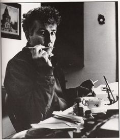 """""""To be a poet is a condition rather than a profession.""""   -Robert Graves, (photo-1941 by Bill Brandt)"""