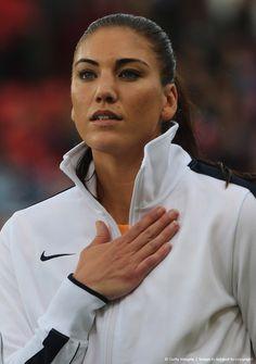 Hope Solo, USA, Women's Soccer