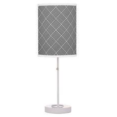 Basketweave Design Lamp Shade