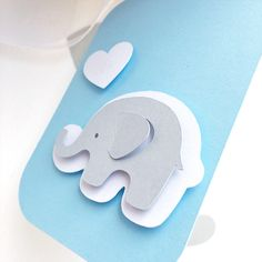 Excited to share the latest addition to my #etsy shop: Elephant Tags Blue Gray Elephant Baby Shower Gift Tags Elephant Baby Boy 1st Birthday Elephant Favor Tags Thank You Gift Tags Set of 12