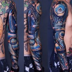 Just Shao Tattoo