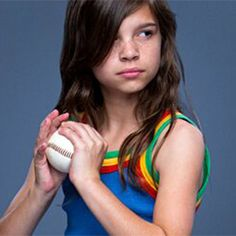 "What does it mean to do something ""like a girl?"" Thanks to a new (and refreshing!) ad campaign from Always, a feminine hygiene brand, they've explored the negative tone that this phrase typically implies.In"