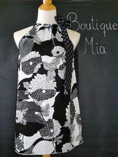 Pillowcase DRESS or TOP - Alexander Henry - Yoko - Made in ANY Size - Boutique Mia & DIY KIT - Women - Pillowcase TOP - Amy Butler - Pick the size ... pillowsntoast.com