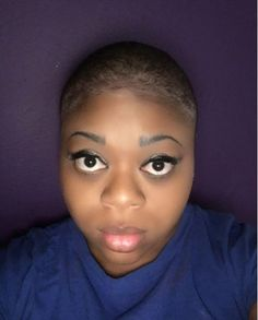 """Countess Vaughn Does The Big Chop - """"I Know I'm Cute With Hair Or Without It""""  Read the article here - http://blackhairinformation.com/hairstyle-gallery/countess-vaughn-big-chop-know-im-cute-hair-without/"""
