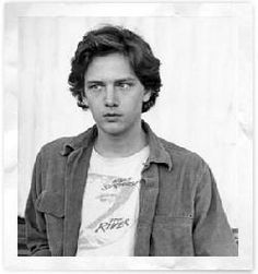 Blaine! fictional character. Andrew McCarthy.
