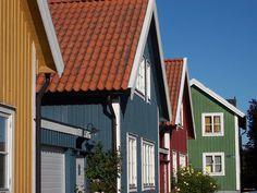 Björkholmen,  Karlskrona, Sweden