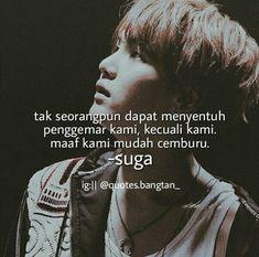Korea Quotes, Bts Quotes, Savage Quotes, Quotes Indonesia, Bts Suga, Foto Bts, Bts Boys, Fangirl, Kpop