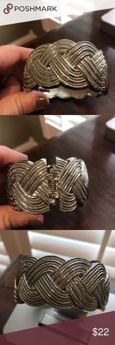 Bracelet Silver Spring opening silver Jewelry Bracelets