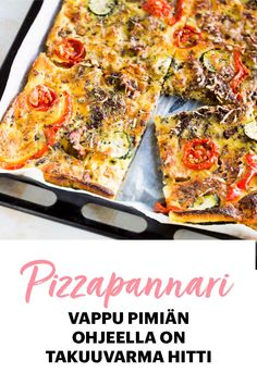 Easy Cooking, Vegetable Pizza, Food And Drink, Baking, Dinner, Vegetables, Food, Recipes, Dining