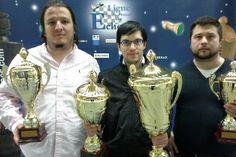 Échecs : Vachier-Lagrave Champion de France Rapide et Blitz - http://lnkd.in/dNUAJTC #chess #strategie #echecs #ajedrez #schach