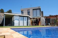 Unique home in Supermaresme (Llavaneras) with infinity pool with magnificent sea views