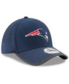 New Era New England Patriots Training 39THIRTY Cap - Blue L XL Patriots  2017 6c949876d03