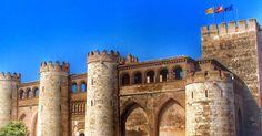 Palau de l'Aljafarería seu de les corts d'Aragó #zaragoza #castel #architecture #igerszaragoza