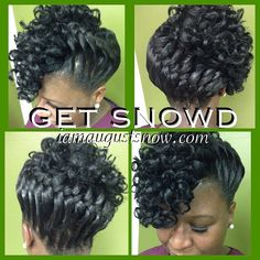 Underhand braids and styles for weddings or formal events