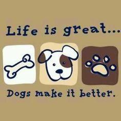 I love my dog <3