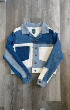 Teen Fashion Outfits, Mode Outfits, Denim Fashion, Emo Fashion, Skirt Outfits, Modest Fashion, Custom Clothes, Diy Clothes, Remake Clothes